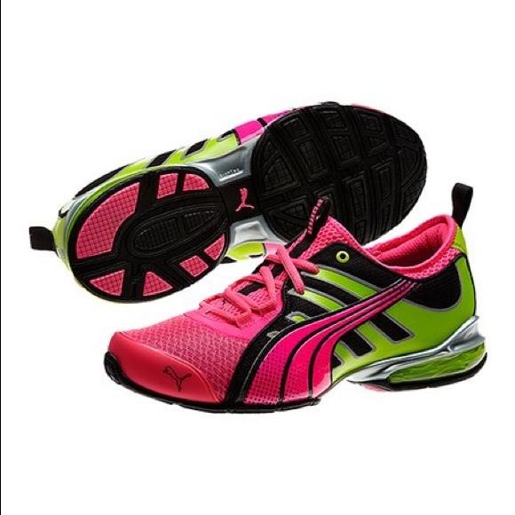 8cfb30ef PUMA Women's Voltaic 4 Mesh Cross-Training Shoe